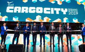 cargo city opening ceremony